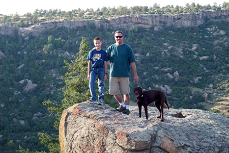jim-and-jameson-castle-rock-colorado