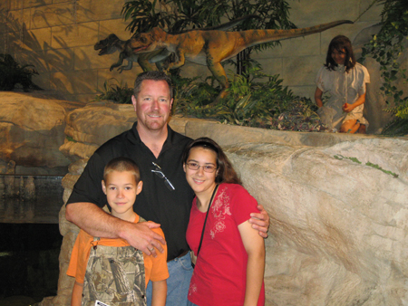 jim-with-allison-jameson-creation-museum-20091