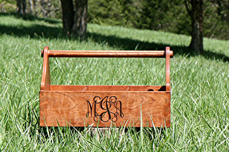 Horse Brush Box, Gardening Hand Tools Tote, Carpenter's Tool Caddy